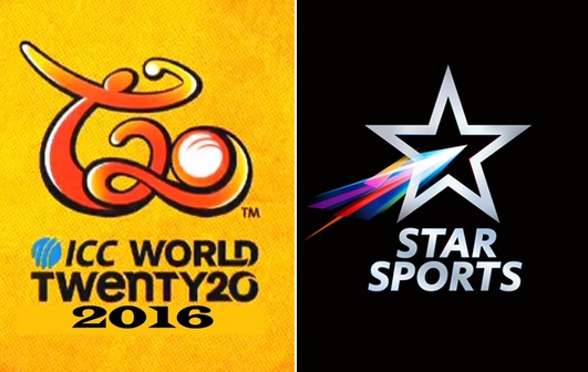 ... be broadcasting ICC World Twenty20 2016 in your part of the world